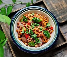 #一道菜表白豆果美食#麻辣香锅豆腐 比肉还香的素菜的做法