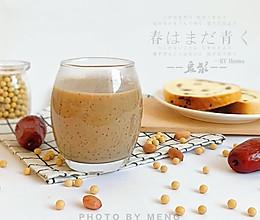 早餐好搭配丨五谷红枣豆浆【香浓丝滑版】的做法