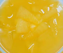 橙汁冬瓜的做法