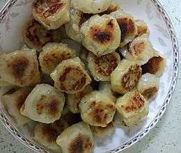 春天的约会—香煎香蕉包的做法