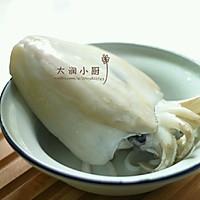 香焖墨鱼(焖)#胆.敢不同,美的原生态AH煲#的做法图解2