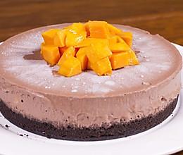 甜而不腻的冰淇淋蛋糕的做法