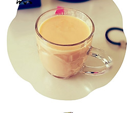 牛奶木瓜热饮的做法