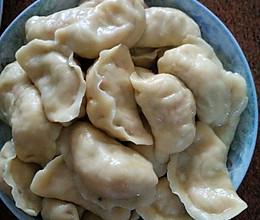 胡萝卜素馅水饺的做法