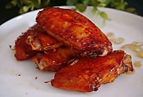 【泰式香茅烤鸡翅】外脆内嫩,多汁美味。的做法