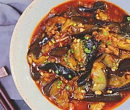 做一道带饭神菜麻婆茄子的做法