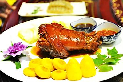 三分钟美食   感受老北京的情怀:福寿肘子
