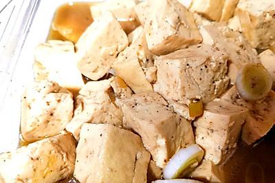 简单好吃|十三香炖豆腐