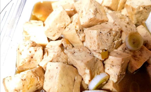简单好吃|十三香炖豆腐的做法
