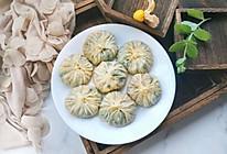 韭菜粉丝包(饺子皮版)#冰箱剩余食材大改造#的做法