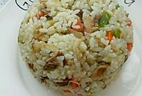幼儿食谱-蔬菜鸡肉丝焖饭的做法