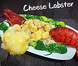 芝士焗波士顿龙虾配奶油蘑菇面条-澳龙-蜜桃爱营养师私厨的做法