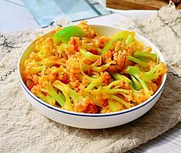 #餐桌上的春日限定#番茄炒菜花的做法