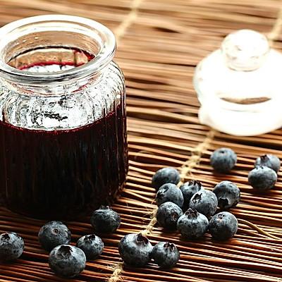 [烘焙系列]蓝莓酱