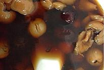 红枣莲子桂圆糖水的做法