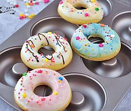 星空甜甜圈蛋糕的做法