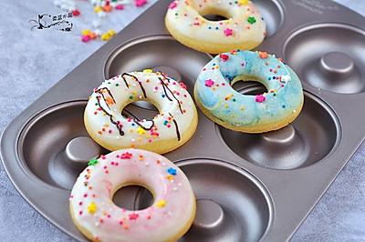 星空甜甜圈蛋糕