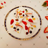 #新年开运菜,好事自然来#水果酸奶薄脆的做法图解9