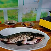 健康饮食----清蒸鲫鱼的做法图解1