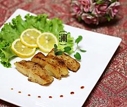 在家做高大上的:香煎鳕鱼柳的做法