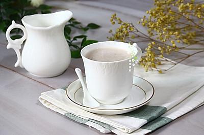 香蕉蛋白奶昔-孕期下午茶食谱