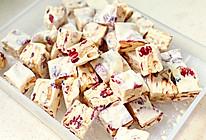 雪花酥❄️看一遍就能自己在家做的雪花酥的做法