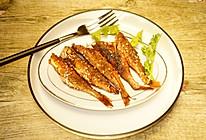 #换着花样吃早餐#香煎小黄花鱼的做法
