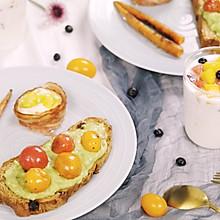 美好的一天,从营养早餐开始!