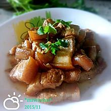 豆腐乳烧肉