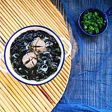 牛肉丸虾皮紫菜汤