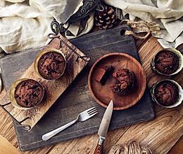 重巧克力玛芬蛋糕的做法