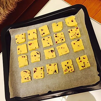 蔓越梅饼干的做法 步骤3