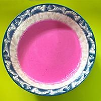 火龙果椰蓉奶糕的做法图解7