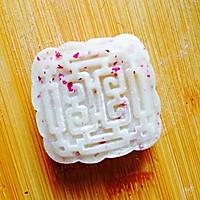 玫瑰冰皮月饼的做法图解12