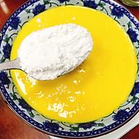 瘦身代餐主食之牛奶香葱南瓜小圆饼的做法图解8
