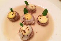 口蘑蒸鹌鹑蛋的做法