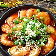 改良版的香辣盆盆虾