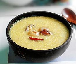 红枣桂圆小米粥的做法
