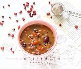 一碗能补气血的五红汤❗️生理期必喝的养生汤的做法