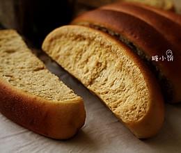 香甜浓郁【焦糖奶油排包】满足感早餐包的做法