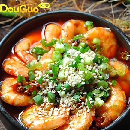 改良版的香辣盆盆虾的做法