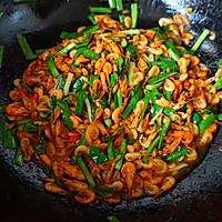 韭菜炒河蝦的做法圖解8