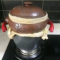 #一人一道拿手菜#云南气锅椰子鸡的做法图解8
