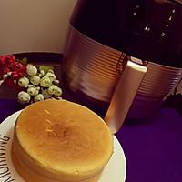 六寸酸奶蛋糕(空气炸锅版)的做法图解15