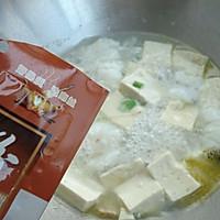 鳕鱼豆腐汤——冬季暖身的做法图解8