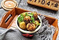神农架小土豆~孜然小土豆的做法