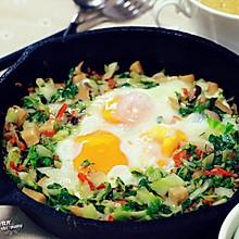 北非蛋#急速早餐#