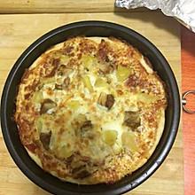 详细披萨饼皮做法~超级简单