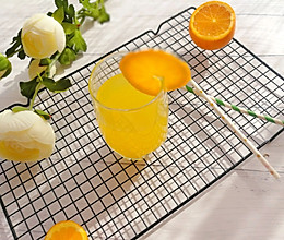 凤梨橙子汁的做法