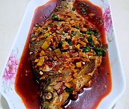 豆瓣鱼的做法